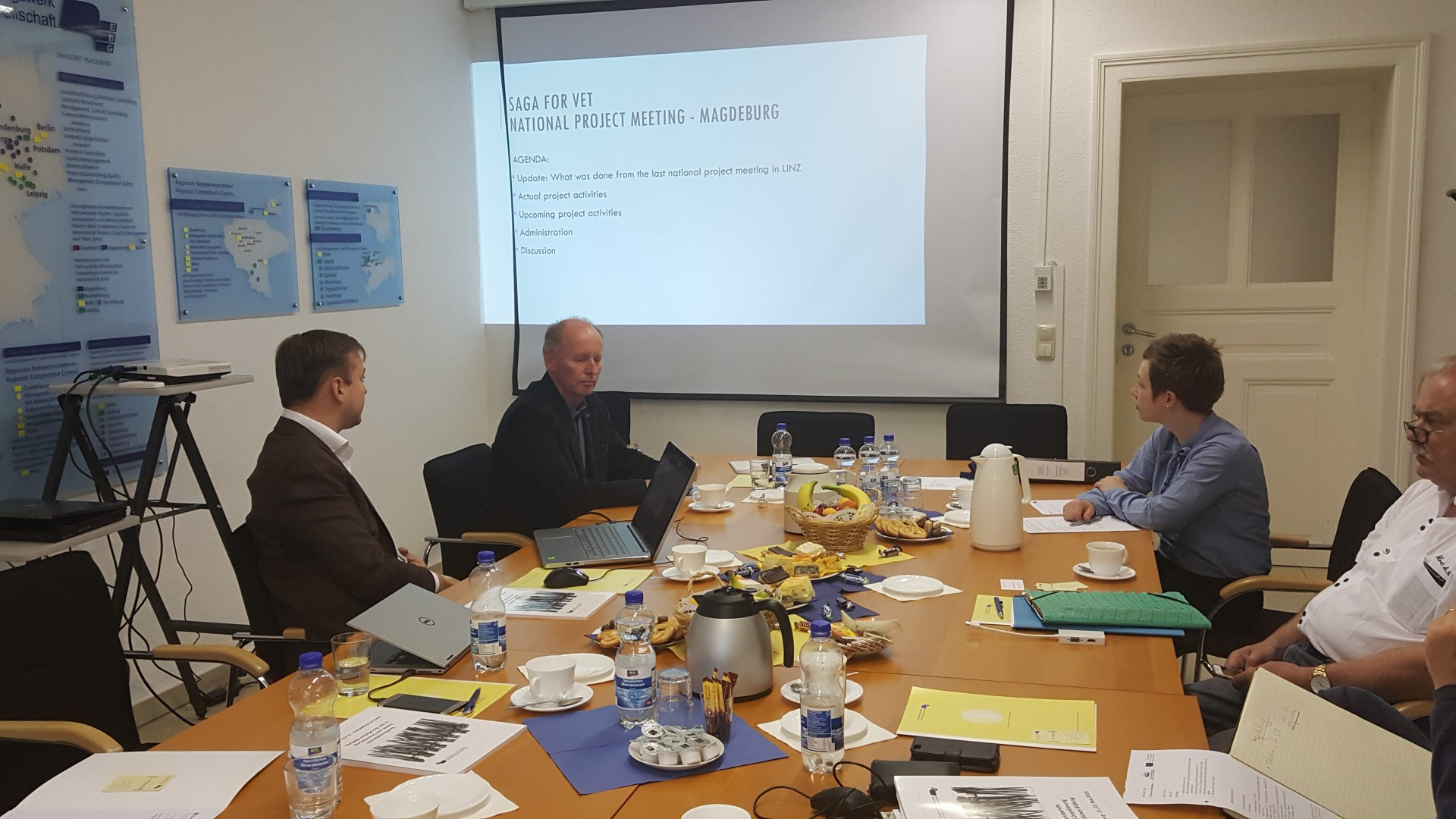 Second National project meeting_Magdeburg